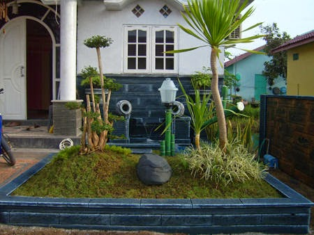 Design Small Garden To The Front Of The House