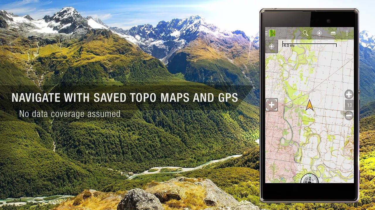 BackCountry Navigator TOPO GPS v5.5.6