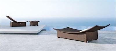 Dedon Stylish Outdoor Sofa Furniture Design Collection 2011