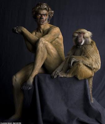 Seni Manusia Haiwan