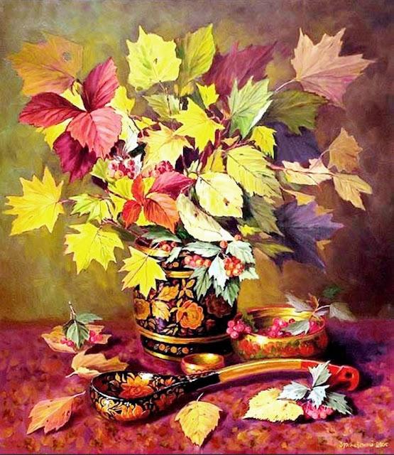 cuadros-de-flores-amarillas