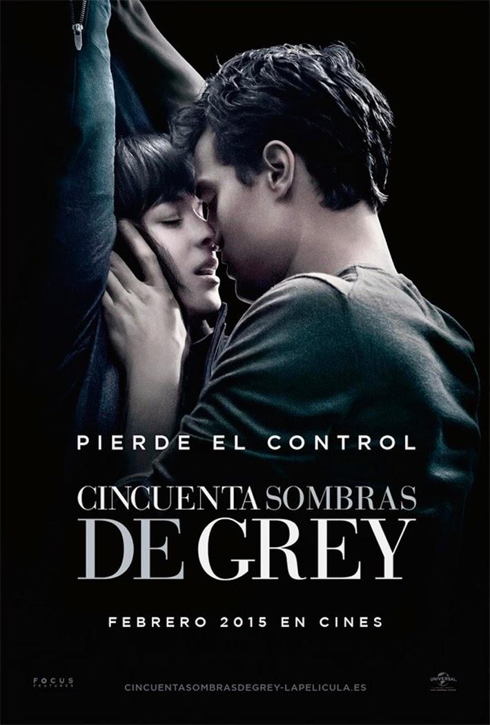 50 Sombras de Grey Poster Pierde el Control