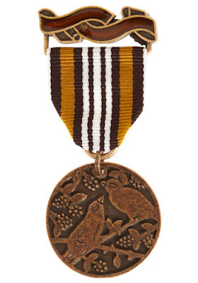 Medal of Honor in Sparrow