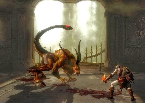 how to play god of war 2013 on pc