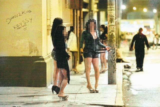oficio mas antiguo del mundo prostitutas toledo