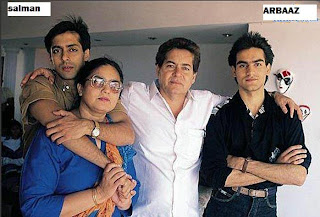 Salman khan and Family