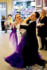 Pokaz Tańca- Hania i Dawid