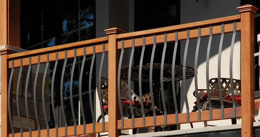 Wrought Iron Baluster Designs Simple The Staircase