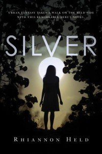(ARC Review) Silver by Rhiannon Held