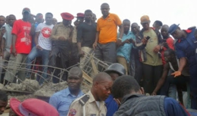 Akure Building Collapse