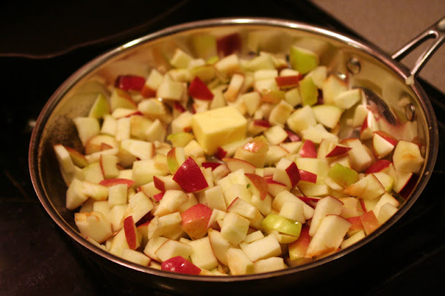 Celery Root & Parsnip Puree | hardparade.blogspot.com