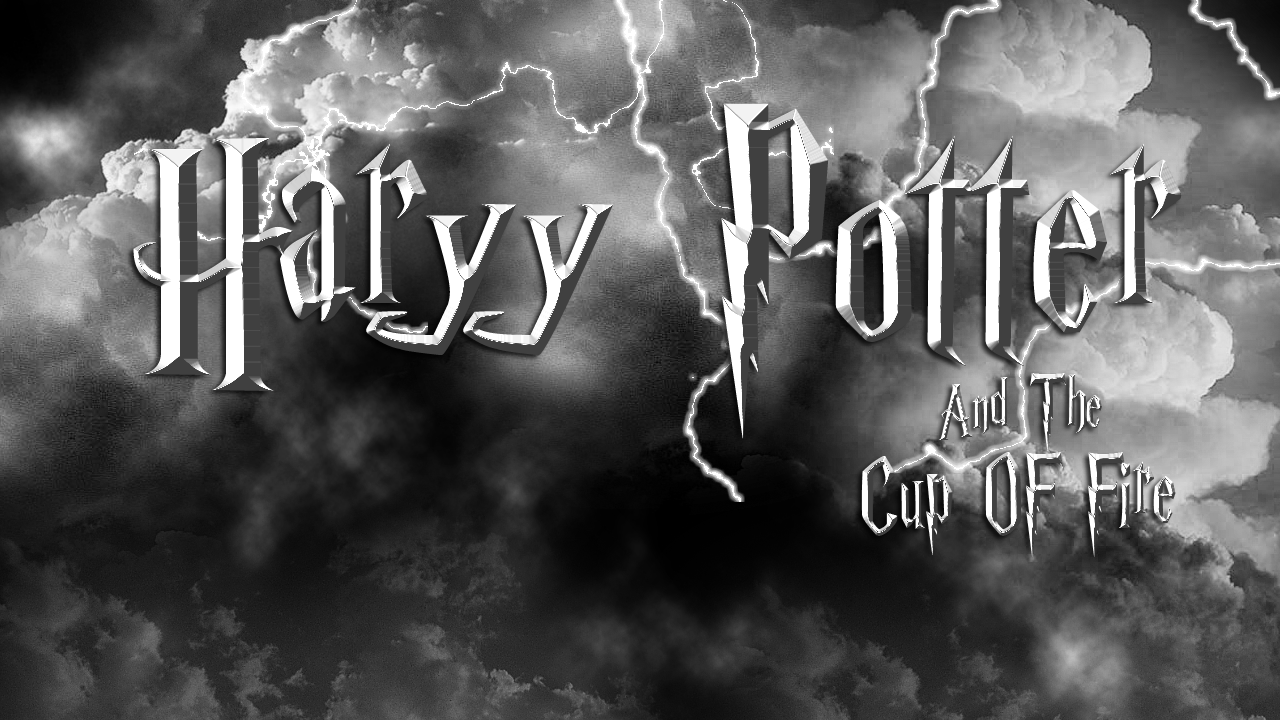 Text Efek Harry Potter Dengan Photoshop