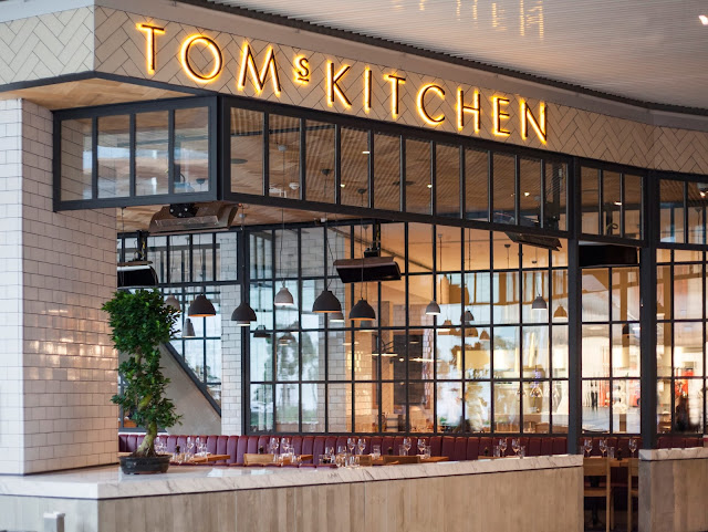 toms kitchen, istanbul doors, doors, tom aikens, zorlu center
