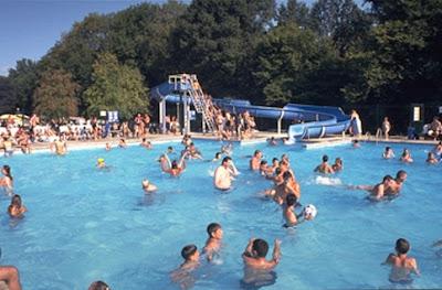 La piscine ext rieure l 39 hirondelle li ge for Piscine d outremeuse