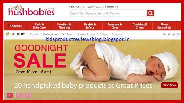 hushbabies.com discounts
