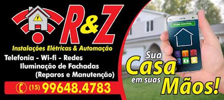 R&Z Instalações elétricas e Automação residencial