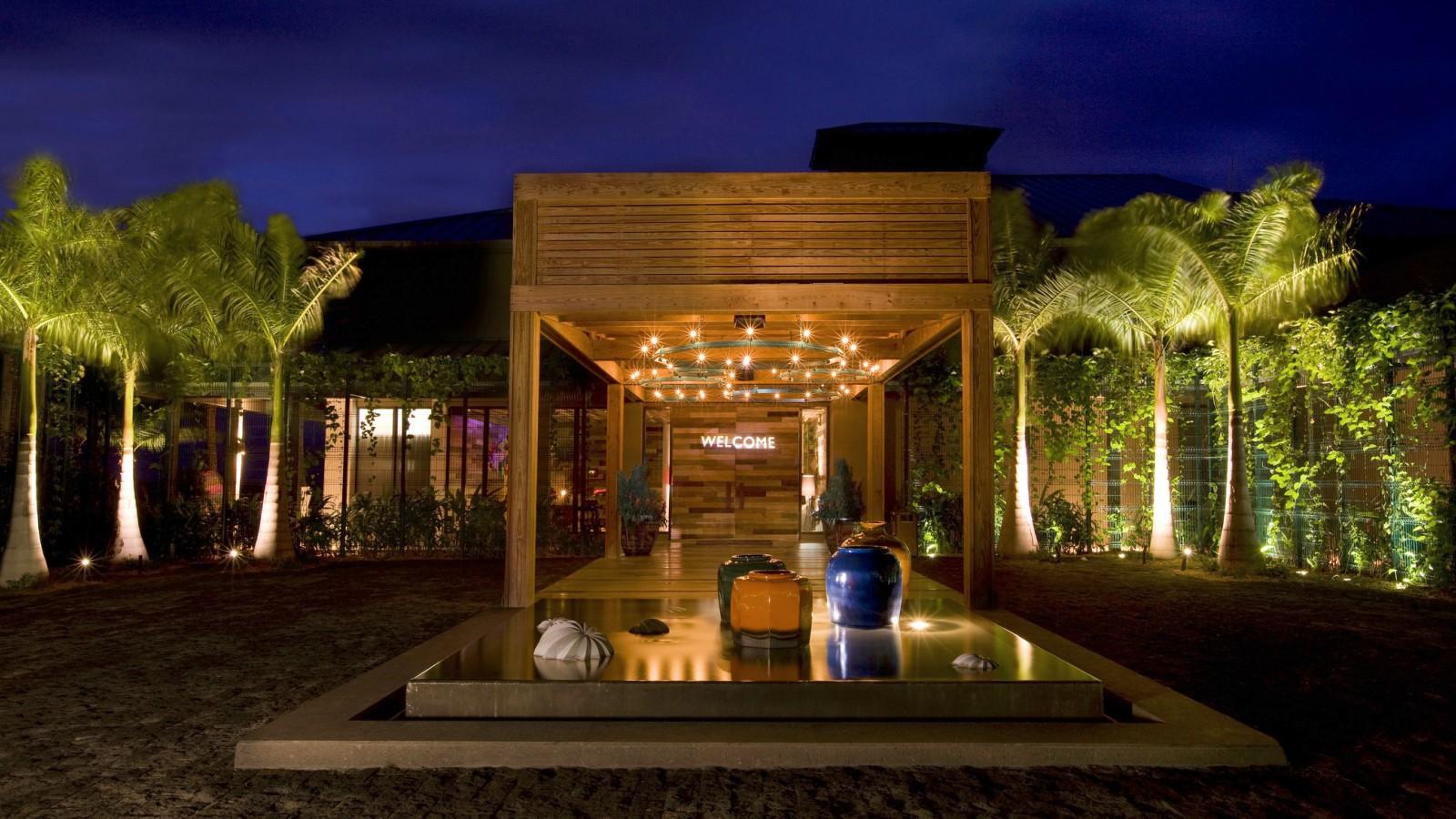 Luxury Life Design W Retreat Spa Vieques Island Shines