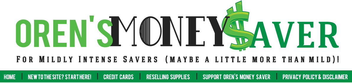 Orens money saver fba fulfillment fee increases starting soon are orens money saver malvernweather Choice Image