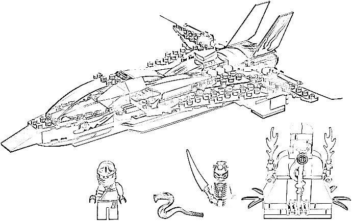 Lego ninjago para colorear jay Imagui - Cars Coloring Pages