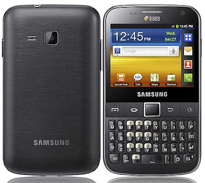 Samsung Galaxy Y Duos User Guide, Manual and Review