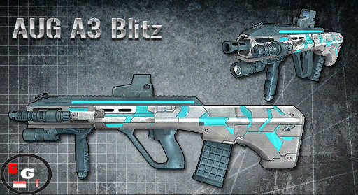 AUG A3 Blitz (Weapon)