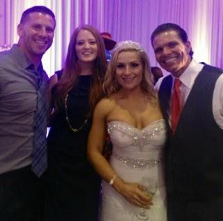 Natalya And Tyson Kidd's Wedding Ceremony