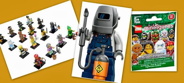 1.ödül lego adam ödülü