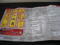 Power Rangers Super Samurai Mega Bloks Flyer 02