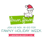 Fawny holiday week