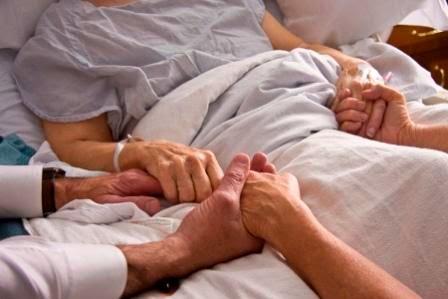 Resultado de imagen para cuidados paliativos enfermo terminal