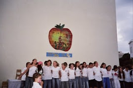 מתכוננים לטכס תפוח בדבש