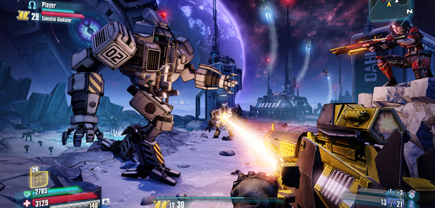 Borderlands: The Pre-Sequel HD Remake Announced for Xbox One & PS4