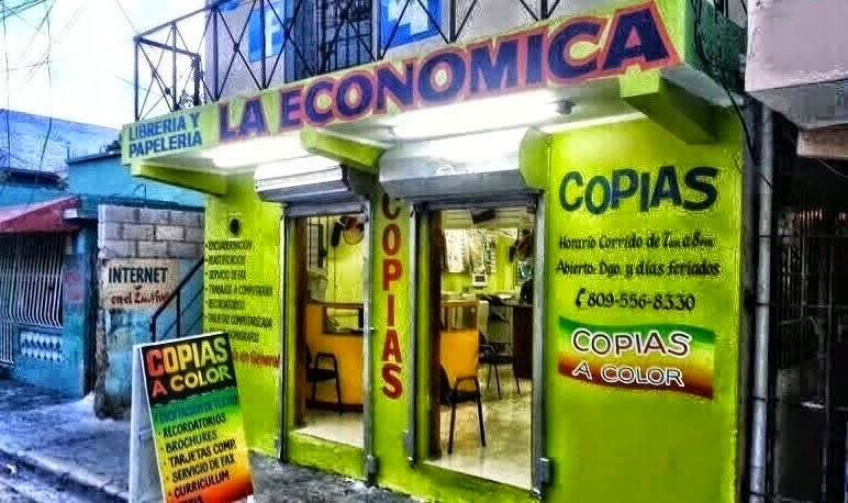 La Económica!