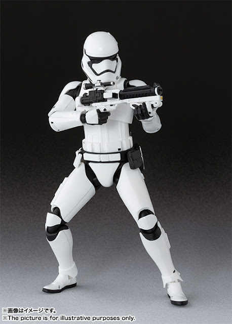S.H.Figuarts Star Wars First Order Stormtrooper