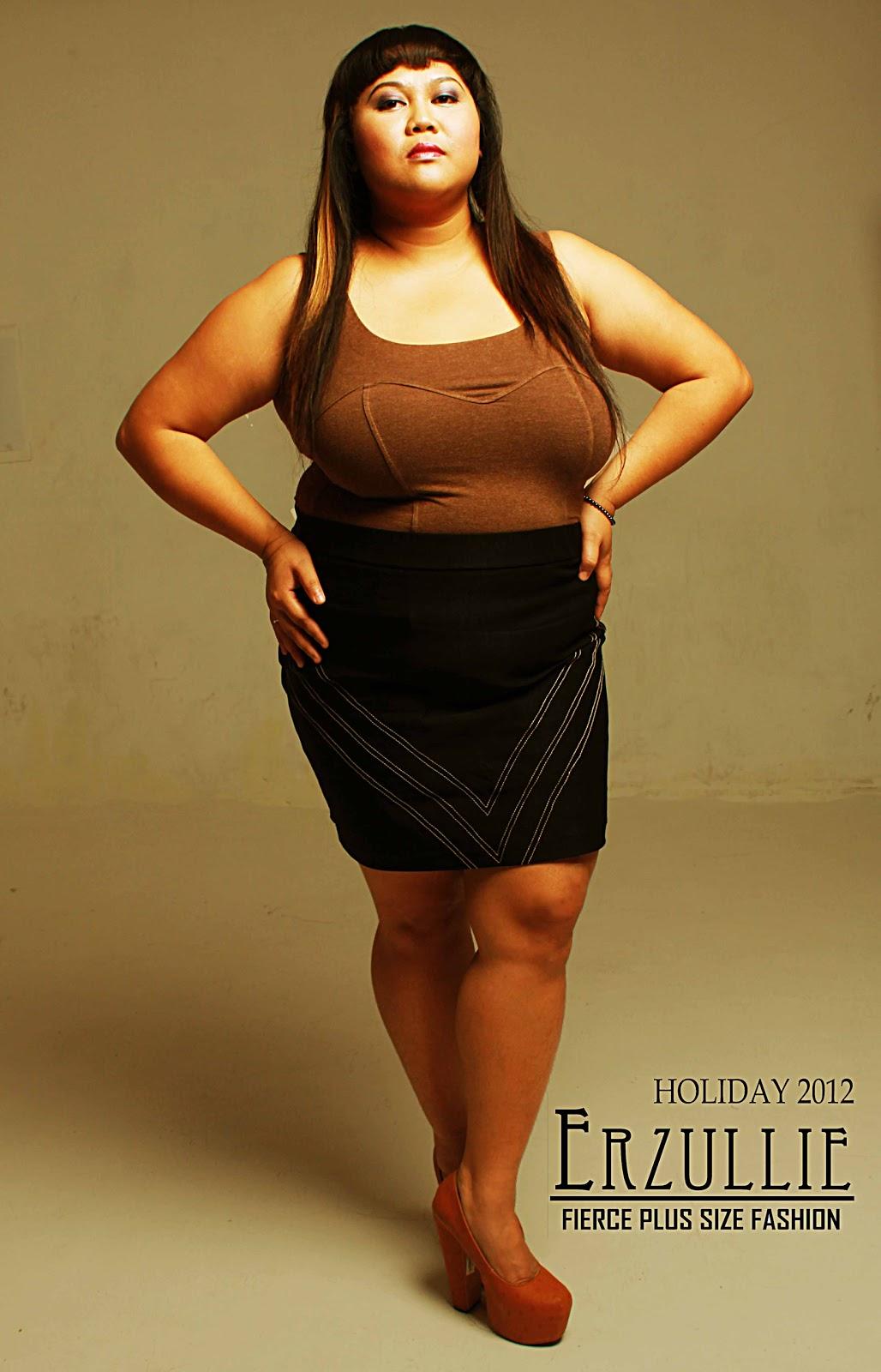 Erzullie Fierce Plus Size Fashion Philippines: DAY 2 ...