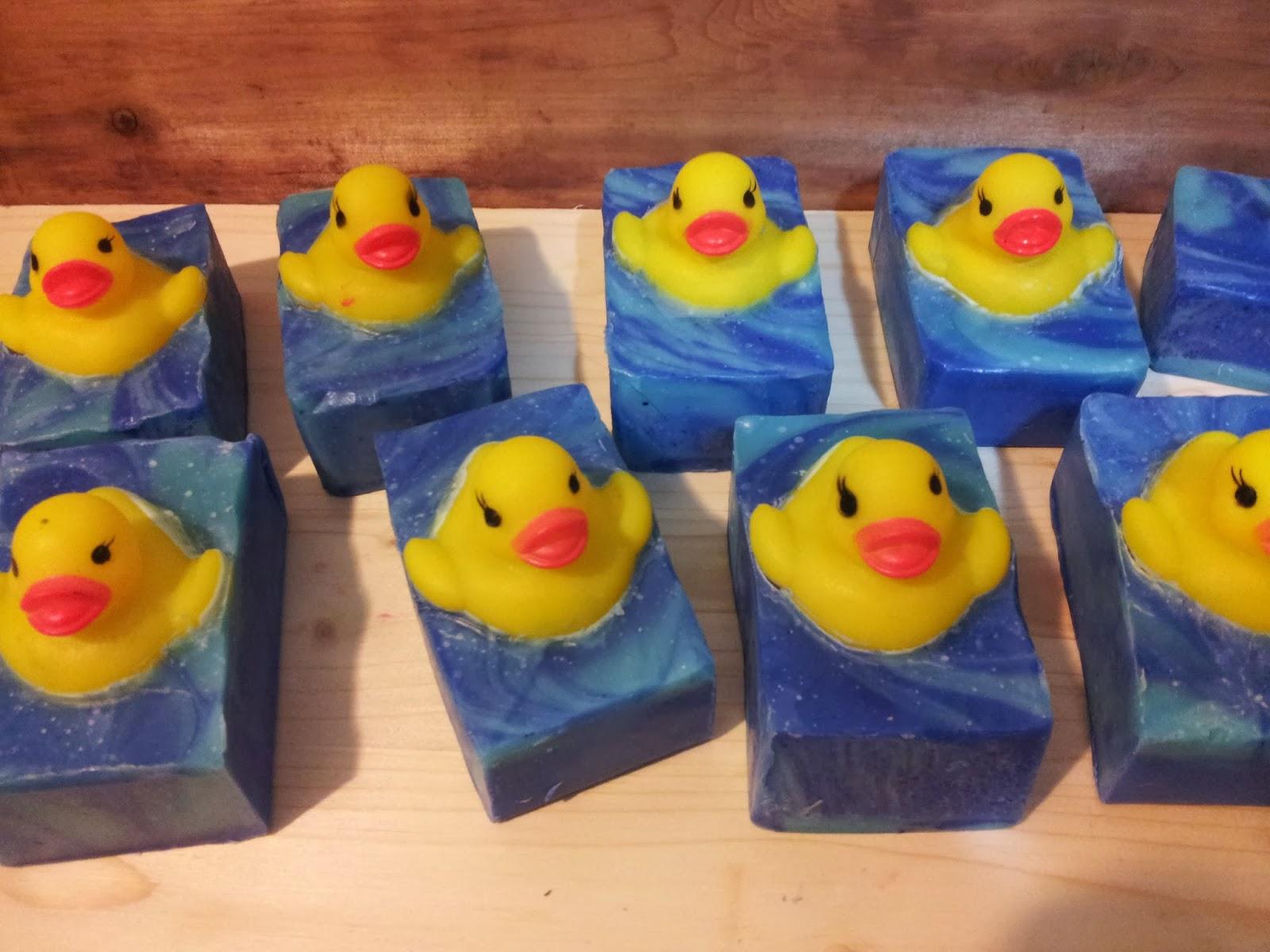 little ducky soaps