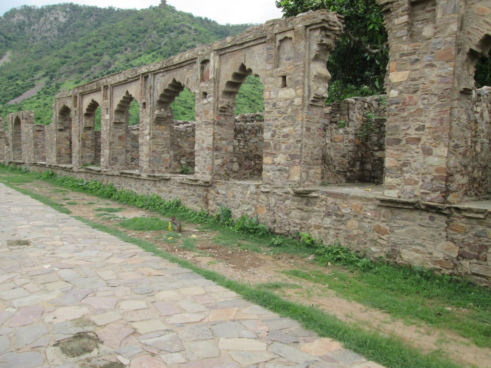 Bhangarh Fort I Am What I Am