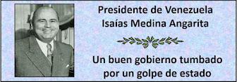 Fotos del Presidente Venezolano Isaias Medina Angarita