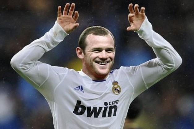 Wayne Rooney Real Madrid
