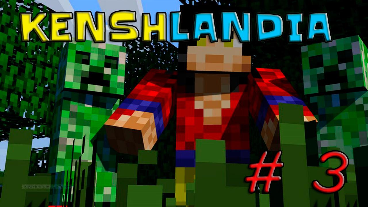 Kenshlandia # 3 - A construir la casita