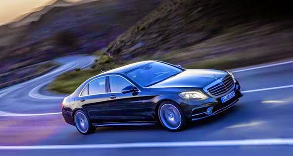 Mercedes Hinting New Technology For S-Class
