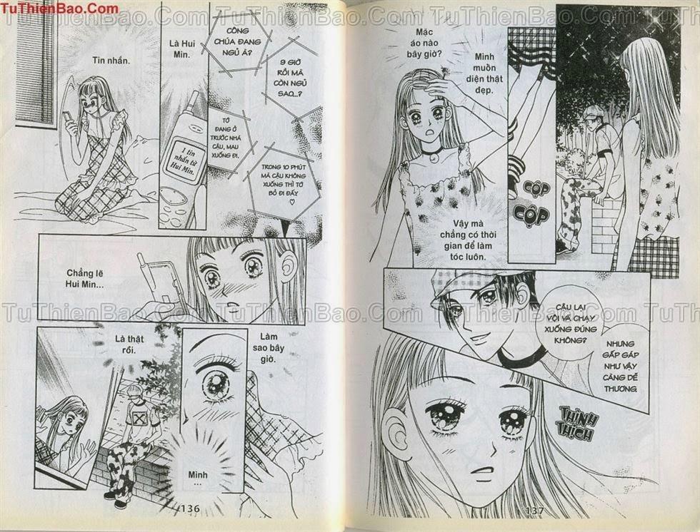 Xin Lỗi Tớ Thích Cậu chap 9 - Trang 68