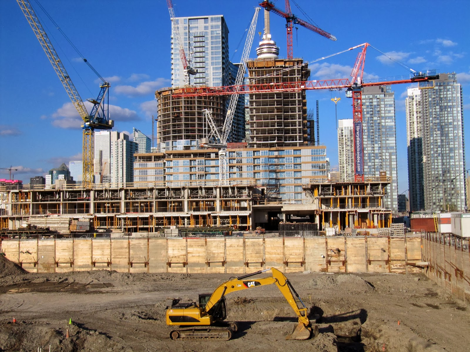 Construction site security is a key aspect of company reputation