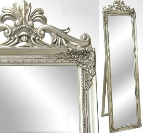 Espejos de pie para decorar utilizar y disfrutar ideas for Espejo cuerpo completo