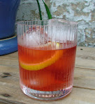 From the Archives - Making a Negroni (2010).