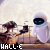 I like Disney-Pixar's WALL-E