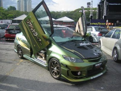 Modified Honda City