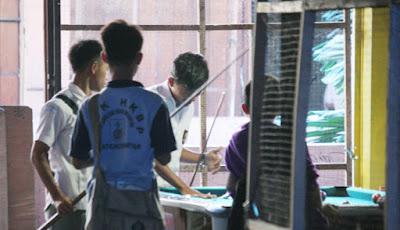 Pasar Horas [Pajak Horas] Pematangsiantar - Tempat Bolos Anak Sekolah