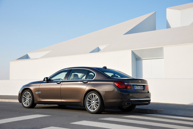 BMW Series Luxury side view