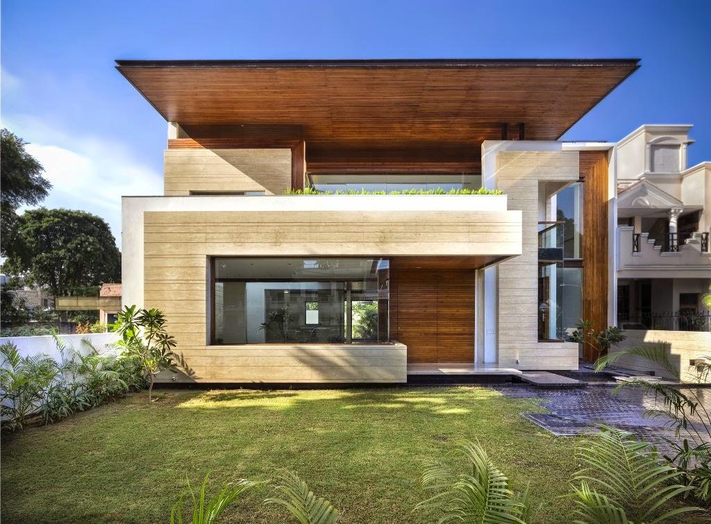 Rumah Modern Dengan Konsep Universal